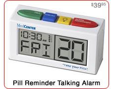 Pill clock